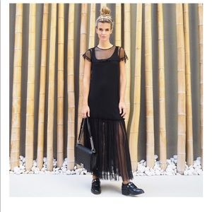 Zara Limited edition tulle dress NWOT
